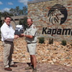 Kapama ranger photo competition winner