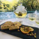 Kapama recipe pistachio & orange biscotti