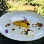 Kapama recipe Amarula mango parfait meringues