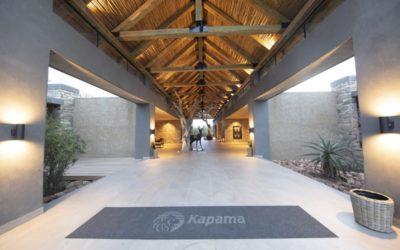Kapama Announces completion of River Lodge's Phase 1 Refurbishments