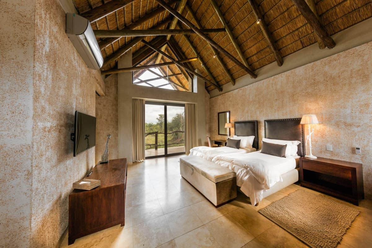 Kapama Southern Camp Family Villa Second Bedroom